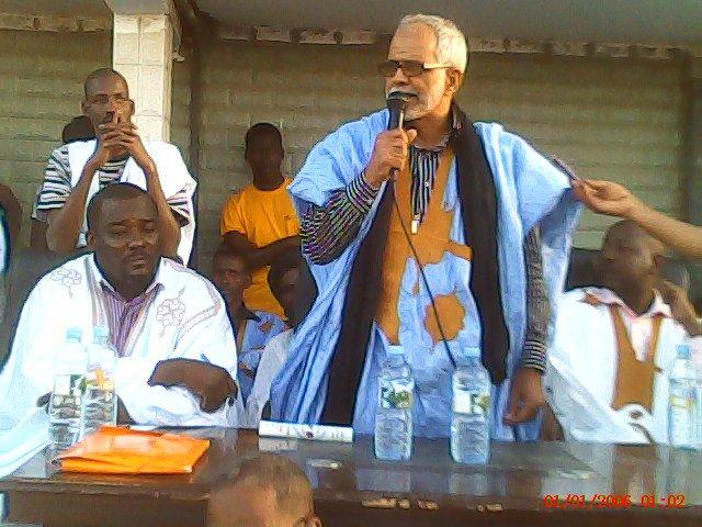 El Wiam : Meeting des jeunes de la sous coordination de Rosso dans Actualités sidi-diarra-et-sidahmed